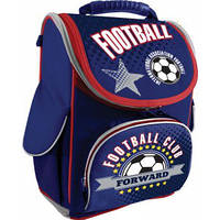 """Рюкзак каркасний """"1 вересня"""" 552151 """"Football"""" H-11"""