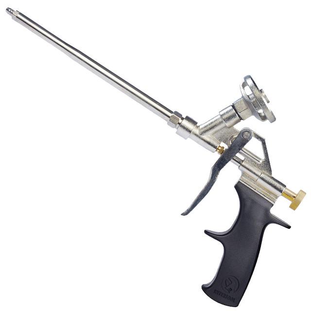 Пистолет для пены + 4 насадки Intertool PT-0603