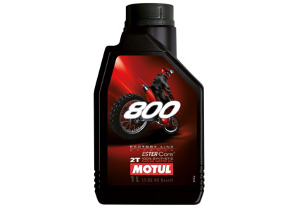 Motul 800 2T FACTORY LINE OFF ROAD, 1л