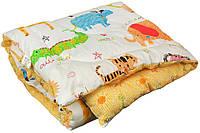Одеяло детское силиконовое Руно Jungle