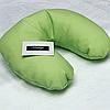 Подушка подковка под голову клиенту (кожзам)