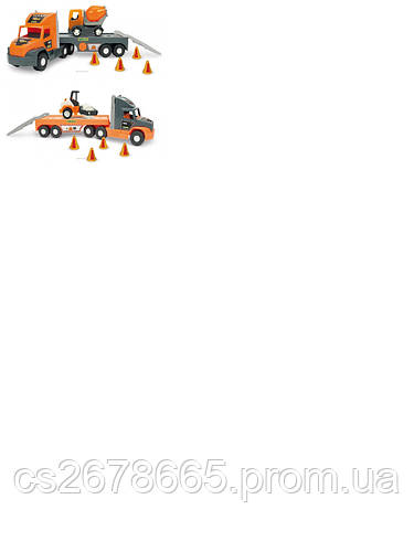 Машина эвакуатор Super Tech Truck (6 моделей) WADER