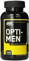 Витамины и минералы Optimum Nutrition - USA Opti-Men - 240 таблеток