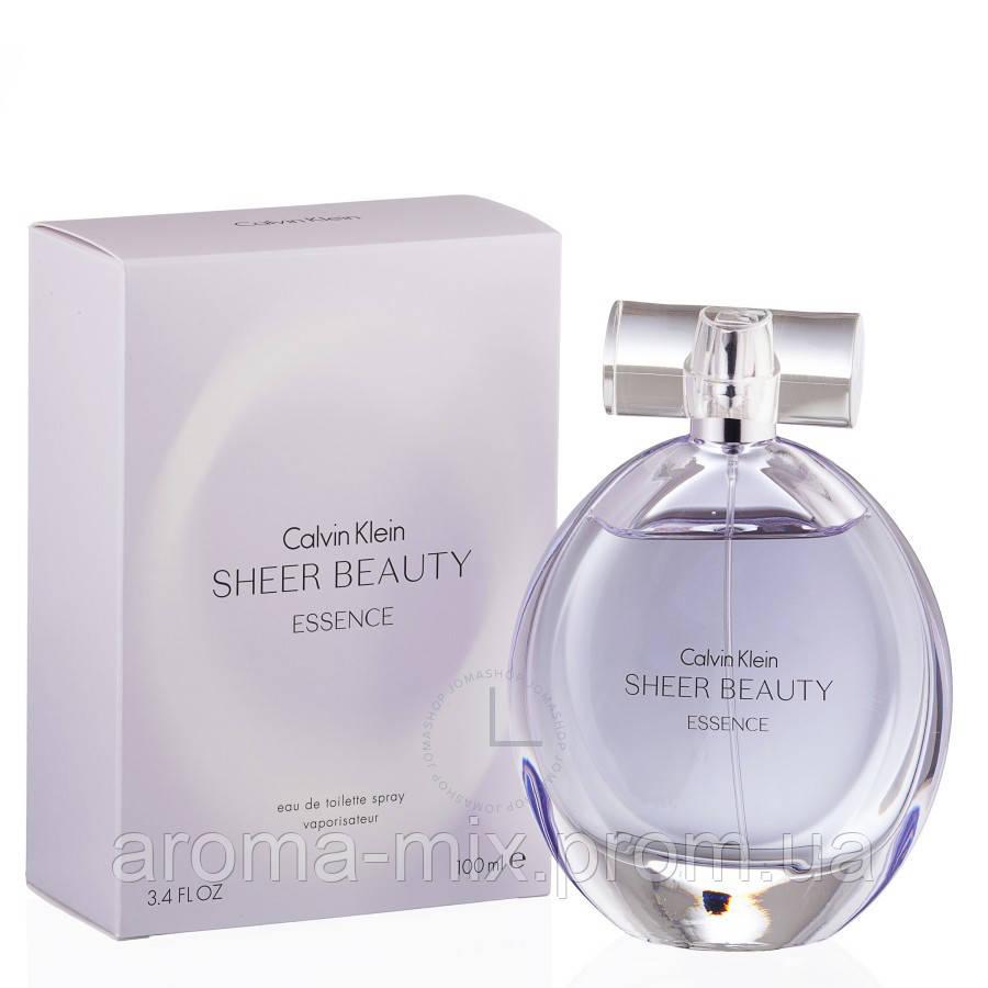Sheer Beauty Essence Calvin Klein (кельвин кляйн шир бьюти) - женская туалетная вода