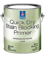 Грунт SW QUICK DRY STAIN BLOCKING PRIMER универсальный-3,78 л.