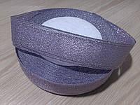 Фиолетовая парча 2 см