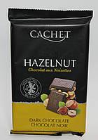 Шоколад Cachet Dark chocolate Hazelnut 300 гр.