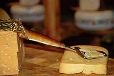 Сырный нож ручной работы (наличие уточняйте)