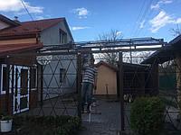 Терраса с навесом, фото 1