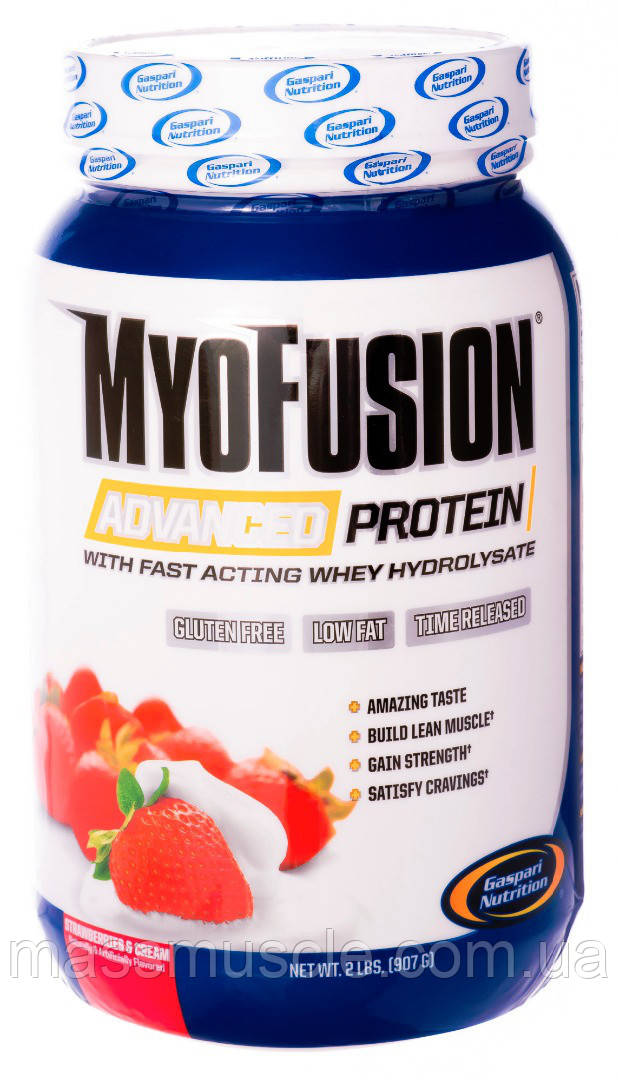 Протеин Gaspari Nutrition MyoFusion Advanced 908 g