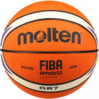 Мяч баскетбольный Molten B7GR E7T EUROBASKET