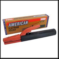 Электрододержатель America 500A