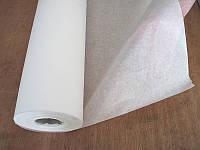 Флизелин для вышивки плотность 50 гр/м, ширина 105 см, длина 200м (40% пульпа/60% полиэстер)