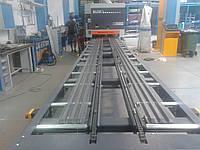 Станок для  шлифовки пластиковых  подоконников SPB 910 RRR Buldog  (HOUFEK, Хоуфек, Чехия)