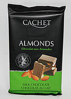 Шоколад Cachet Almonds 300 гр.