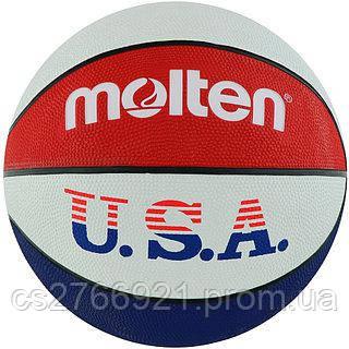Мяч баскетбольный Molten BC7R USA, фото 2