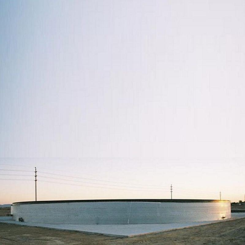 Открытая металлическая емкость «ГидроБак» 300 м.куб.