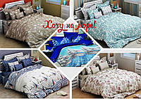 Комплекты постельного белья из бязи голд Хочу на море