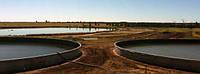 Открытая металлическая емкость «ГидроБак» 400 м.куб., фото 1