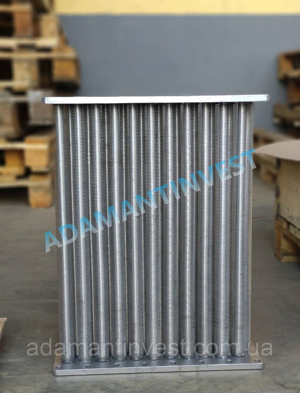Секция радиатора КТ-6  34.10.01.00-003сб