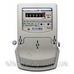 Счетчик Энергомера ЦЭ 6807Б-U 5-60А однофазный для электроэнергии