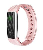 Фитнес-браслет Smart Band id115 Розовый (FT115BV003)