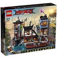 "Lego 70657 Игрушка Ниндзяго ""Порт НИНДЗЯГО Сити"", фото 1"