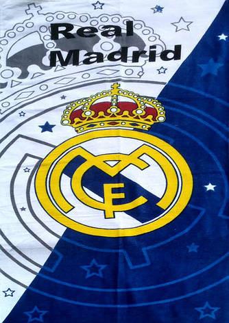 Полотенце пляжное FC Real Madrid 2, фото 2