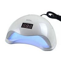 Лампа Sun 5 48 wat для наращивания ногтей и покрытия гель лаком