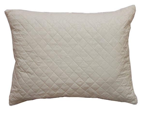Подушка стеганная (микрофибра)  50х50, фото 2