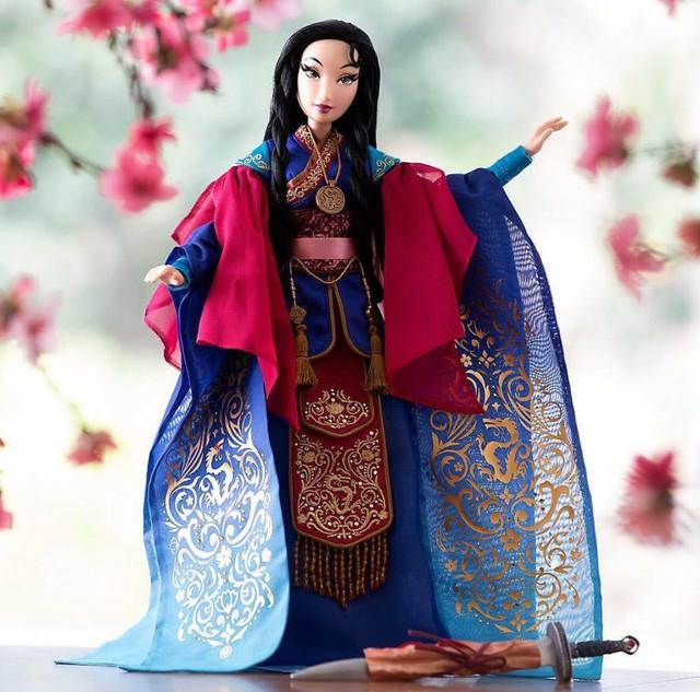 Новая коллекционная кукла Мулан под брендом Heirloom