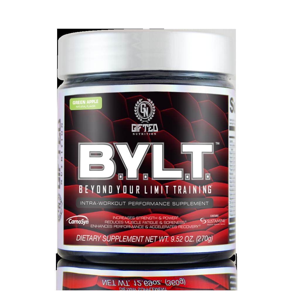 Предтренировочный комплекс Gifted Nutrition B.Y.L.T. 270 g