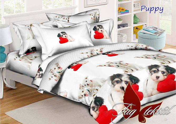 Комплект постельного белья Puppy, фото 2
