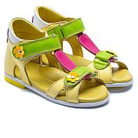 Яркие босоножки FS Сollection для девочки, размер 24