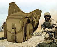 Сумка тактическая,наплечная Protector Plus K304, фото 1