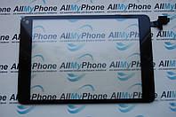 Сенсорный экран для планшета Apple iPad Mini с кнопкой Home черный