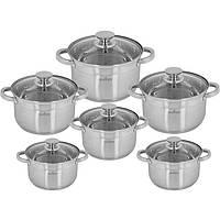 Набір посуду 12 предметів Maxmark MK-3512B, фото 1