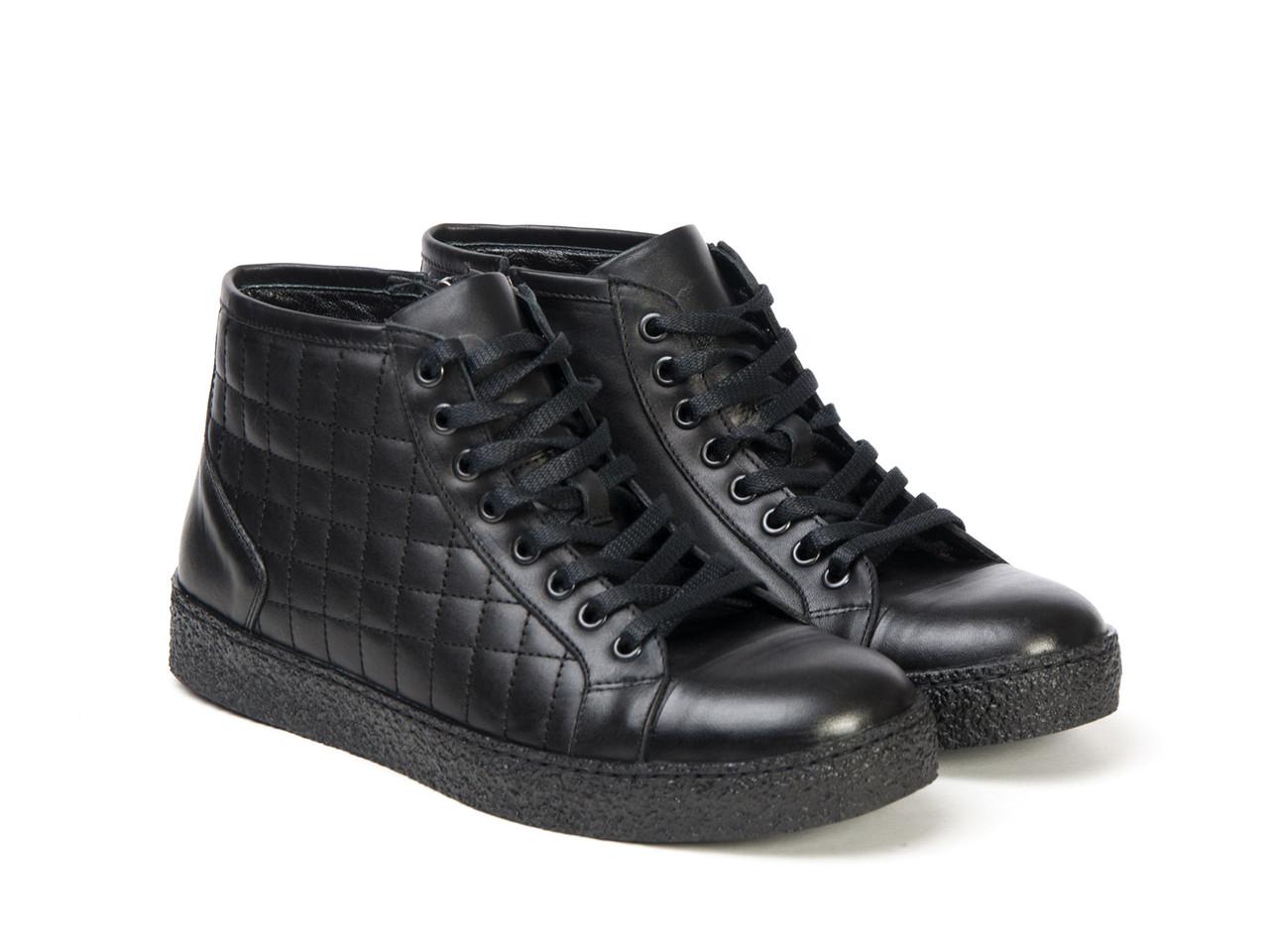 Ботинки Etor 12083-07132 черные