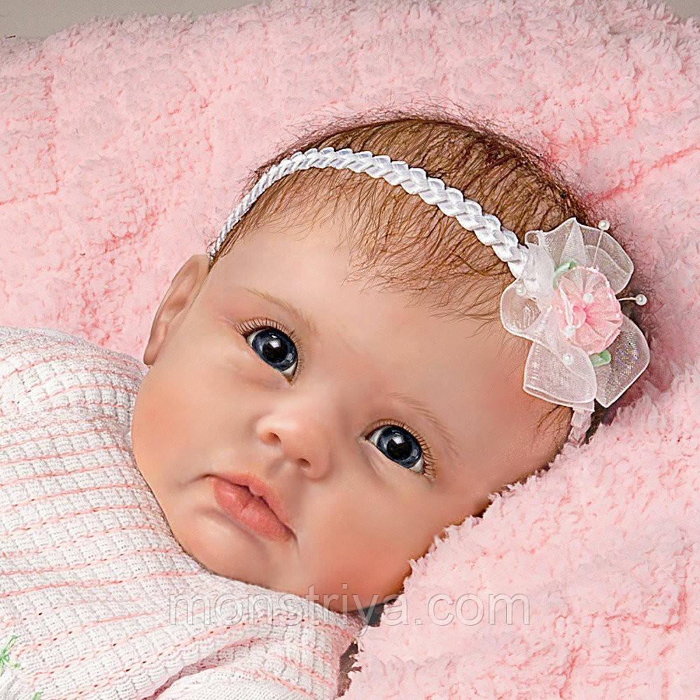 Кукла Реборн ,сенсорная .