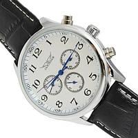 Мужские часы Jaragar(ярагар) Elite. Белые. , фото 1