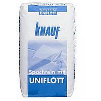 Шпаклевка для швов гипсокартонных плит Knauf Uniflot (25кг)