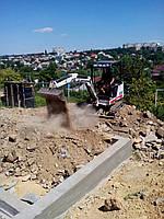 Услуги  мини - экскаватора Одесса