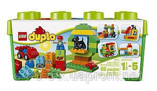 Lego 10572 Игрушка. Дупло 'Механик'