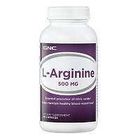 GNC L-Arginine 500 mg 90 caps
