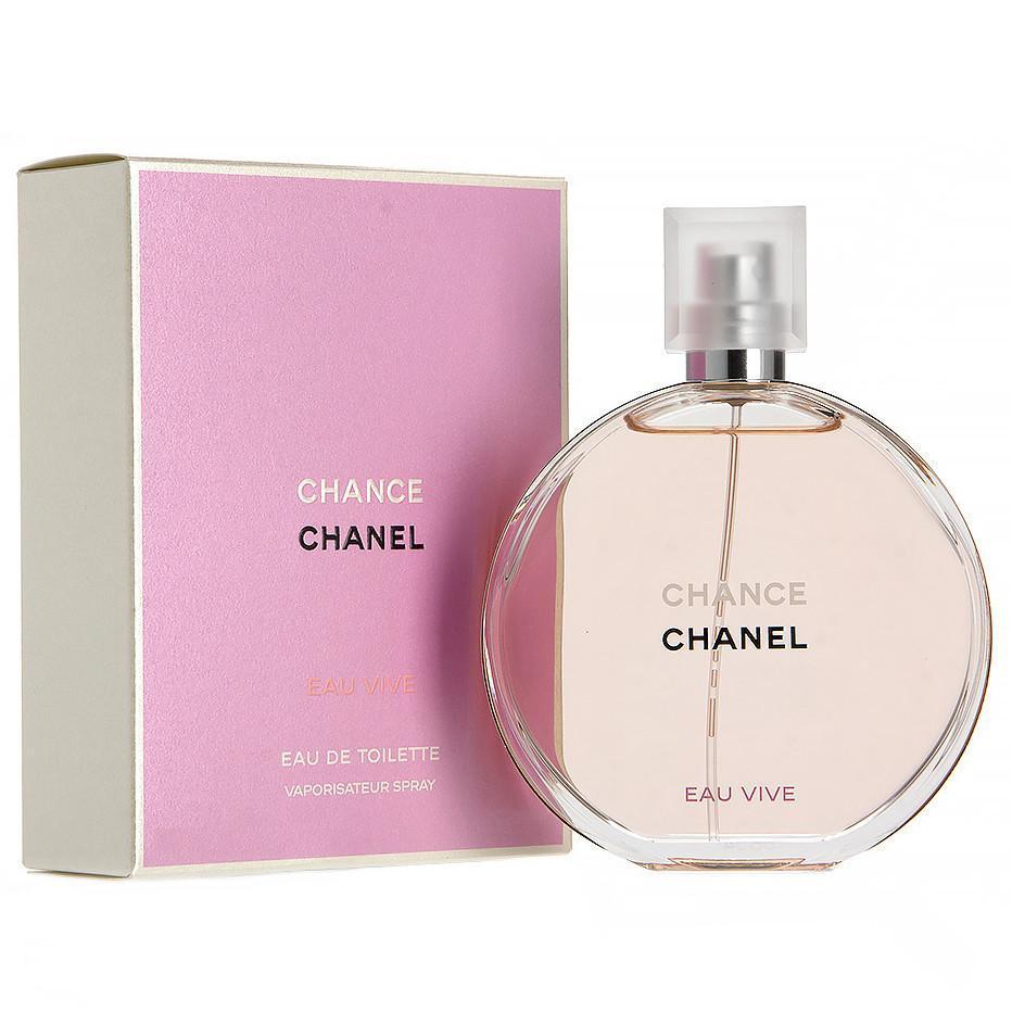 f1471482c38a Парфюмерия, духи для женщин Chanel Chance Eau Vive 100 ml Женские Туалетная  вода Шанель Шанс