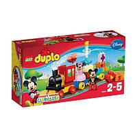 Lego 10597 Игрушка Дупло.День рождения с Микки и Минни