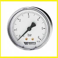 Манометр  Watts F+R100 (Германия), фото 1
