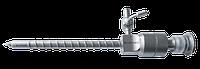 Пірамідний троакар з магнітним клапаном та фіксацією, 5х95 мм LPM-0701.10