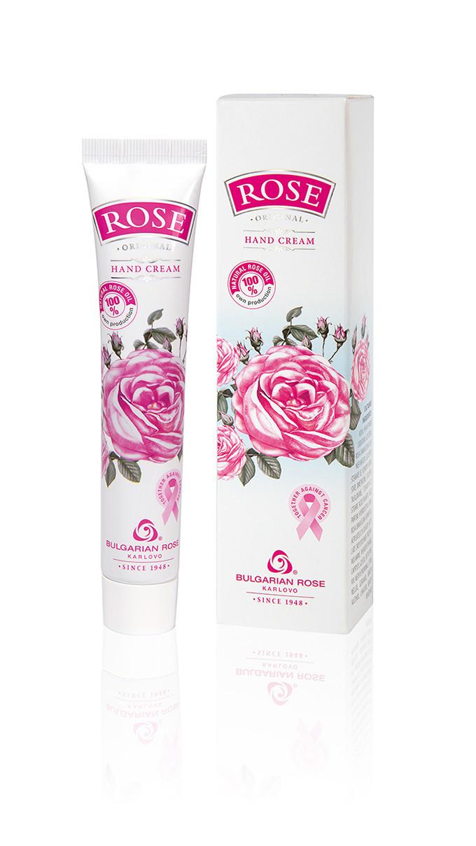Крем для рук Болгарская Роза Rose Original 50 мл