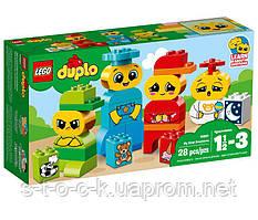 """Lego 10861 Игрушка Дупло """"Мои первые эмоции"""""""